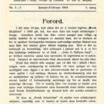 Norsk Sjakkblads tornefulle historie (før 1975)
