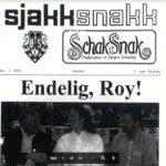 SjakkSnakk og Pegasus mm. (Bergen by)