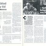 Norsk Sjakkblad i nytt design (nr 1/2000)